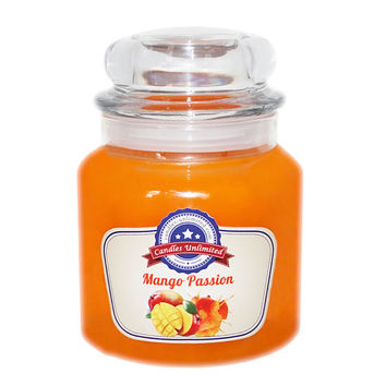 Mango Passion - Soy Blend Container Scented Candles