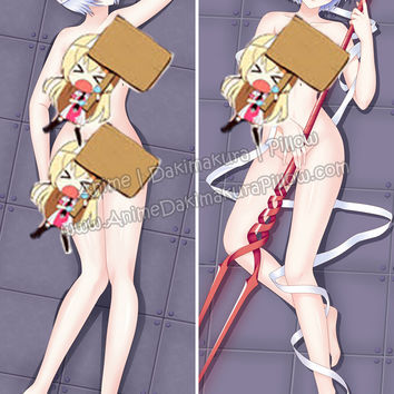 New Rei - Evangelion Anime Dakimakura Japanese Hugging Body Pillow Cover ADP-512068