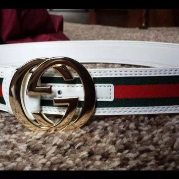 Men's Gucci belt,