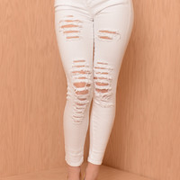 White Water Rafting Jeans