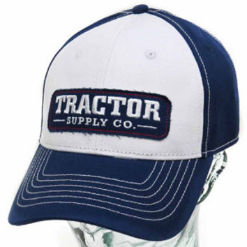 Tractor Supply Co. Men's Baseball Cap, TSC Logo Patch - For Life Out Here