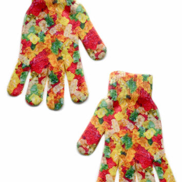 Gummy Bear Gloves