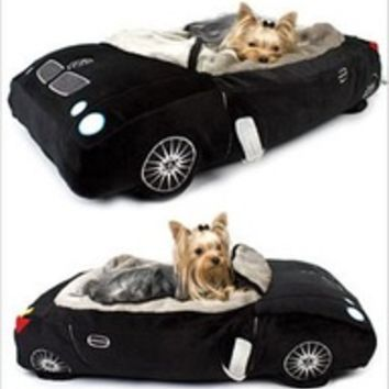 DMW Sports Car Dog Bed