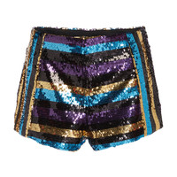 Sequin Shorts | Moda Operandi