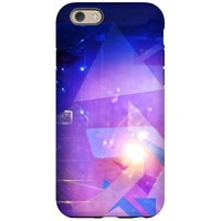 Abstract Triangles iPhone 6 Tough Case