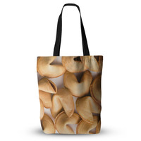 """Fortune Cookie Chinese Food Print Unique Mom Grocery Diaper Beach Tote Bag 18""""x18"""""""