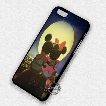 Romantic Mickey Minnie Mouse Disney - iPhone 7 6 Plus 5c 5s SE Cases & Covers