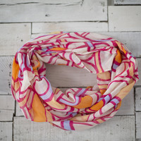 Full of Life Scarf- Multi