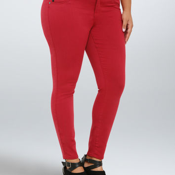Torrid Jegging - Red Wash (Short)