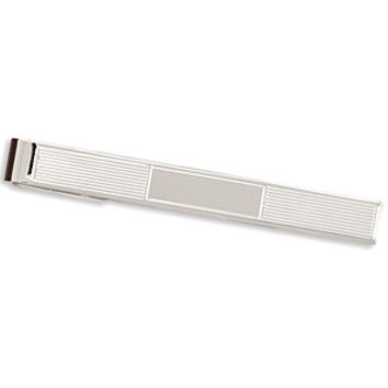 Patterned Tie Bar