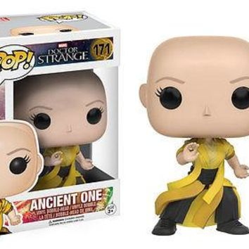 Funko Pop Marvel: Dr. Strange - Ancient One Vinyl Figure
