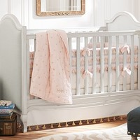 Remy Upholstered Crib | Pottery Barn Kids