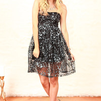 Dripping in glitter Dress