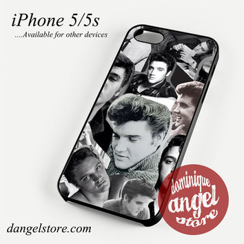 Elvis Presley Collage Phone case for iPhone 4/4s/5/5c/5s/6/6s/6 plus