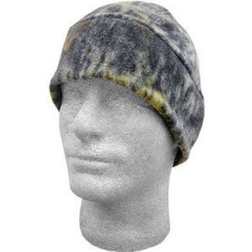 Outdoor Cap Fleece Mobu Hat, Mossy Oak Break Up