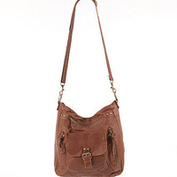 Kirra Front Pocket Zip Crossbody Bag at PacSun.com