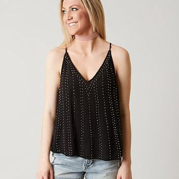 FREE PEOPLE EMBELLISHED TANK TOP