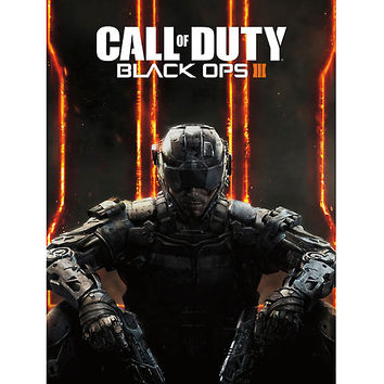 Call Of Duty: Black Ops III Key Art Poster