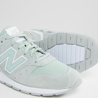 New Balance 996 Mint Green Trainers