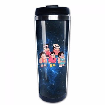 Zombie Steven Universe Custom coffee mugs Personalized Cup Travel Portable Mug