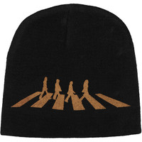 Beatles Men's Abbey Road Beanie Black