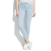 Skinny Skinny Crop Jeans: Colorwash Edition