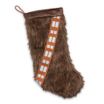 Star Wars Exclusive Chewbacca Stocking