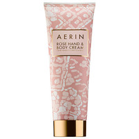 Rose Hand And Body Cream - AERIN | Sephora