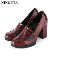 Quality high heels shoes woman casual women shoes high heel pumps