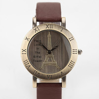 Urban Outfitters - Paris In Love Watch
