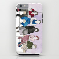 The Breakfast Club iPhone & iPod Case by DJayK