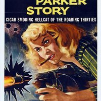 Bonnie Parker Story Movie Poster Standup 4inx6in