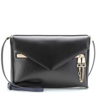 CASSIE LEATHER SHOULDER BAG