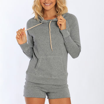 Miami Style® - Soft Fleece Hoodie with Front Pockets