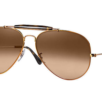 Ray-Ban OUTDOORSMAN II Bronze-Copper, RB3029 | Ray-Ban® USA