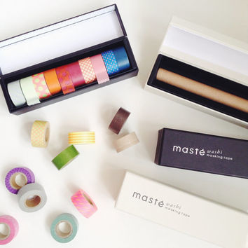 masté Collection Box