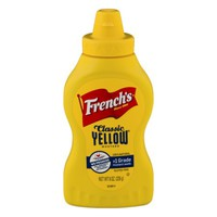 French's Classic Yellow Mustard, 8 oz - Walmart.com
