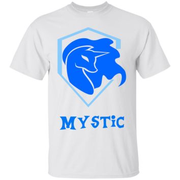 POKEMON - MLP TEAM MYSTIC LOGO T SHIRT