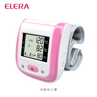 Health Care Automatic Wrist Blood Pressure Monitor Digital LCD Wrist Cuff Blood Pressure Meter Esfingomanometro Tonometer