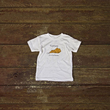 Born and Breaded Kids T-shirt