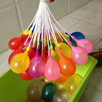 Magic Balloons Fill a Bunch in a Minute!