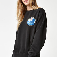 John Galt Golden Coast Crew Neck Sweatshirt at PacSun.com