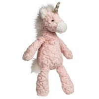 Mary Meyer Blush Putty Unicorn 13""