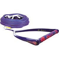 Hyperlite Vivid Women's Wakeboard Handle and Rope