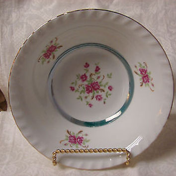 Vintage Made in Japan Red Mark China Dinnerware set 1 rounds serving bowl
