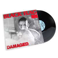 Black Flag: Damaged Vinyl LP