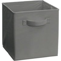 ClosetMaid® Cubeicals® Smoke Gray Fabric Drawer - Walmart.com