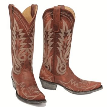 Old Gringo Nevada Boots~ Red