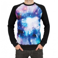 Imaginary Foundation Supernova Raglan Crewneck - New Arrivals - Store
