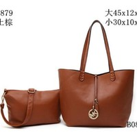MK PURSE WOMEN HANDBAG SHOULDER BAG TOTE+WALLET MK879